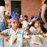 Tham quan Vivocity (Lớp Preschool B)