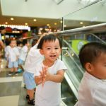 Tham quan Vivo City (Toddler 1)